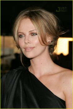 Charlize Theron...