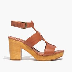 The Irving Sandal : sandals   Madewell