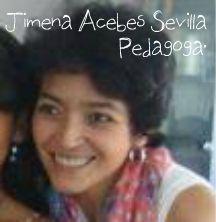 Mi sitio web http://jimenaacebessevilla.wix.com/pedagogajimena2012