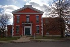 The old Phelps County courthouse in Rolla, Missouri. This building is still being used. It sits next to the new courthouse.