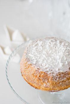 Quando c'era solo l'aperitivo…torta paradiso moderna di Igino Massari