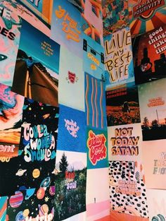 Wall Collage Pictures Grunge & Pictures For Wall Collage Grunge Cute Room Ideas, Cute Room Decor, Teen Room Decor, Wall Decor, Bedroom Wall Collage, Photo Wall Collage, Picture Wall, Collage Walls, Bedroom Posters