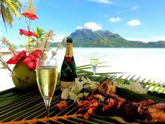 InterContinental Bora Bora Le Moana Resort!!!