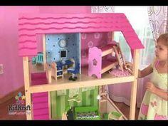 Juego de casitas de muñecas So Chic de KidKraft en EurekaKids - YouTube