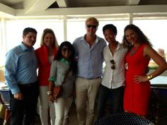 Nantucket Wine Festival with a top chef
