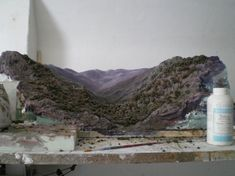 Foro de Belenismo - Paso a paso -> piccola dimostrazione di montagne