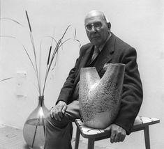 Josef Hoffmann around 1950