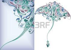 Raie Manta Banque D'Images, Photos, Illustrations Libre De Droits
