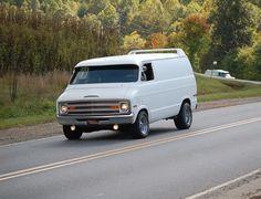 1974 Dodge Ram Van 150 Street Survivor