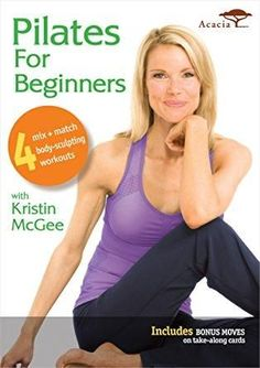 Kristin McGee & Ernest Schultz - Pilates for Beginners