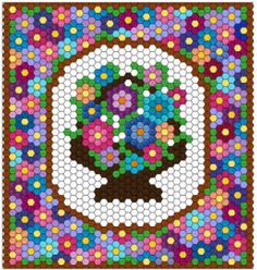 Lots of Beautiful Hexagon Quilts on this page