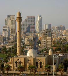 Tel Aviv's Contrasts