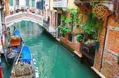 ALL THINGS EUROPE - Venice