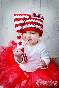 Easy+Winter+Crafts | Cute Christmas picture idea! | Maybe when we have our own little bles ...