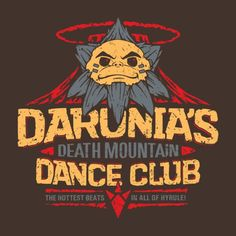 DARUNIA'S DEATH MOUNTAIN DANCE CLUB Design