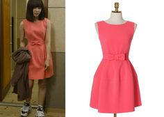 "Jung Eun-Ji in ""Trot Lovers"" Episode 4.  Reneevon Coral Dress #Kdrama #TrotLovers #트로트의연인 #JungEunJi #정은지"