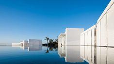 Modernism | Hotel Mar Adentro by Miguel Angel Aragonés