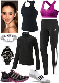 """Run"" by lynnseerae ❤ liked on Polyvore"