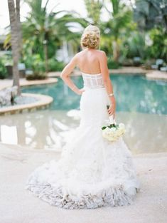 Tendance Robe De Mariée 2017/ 2018 : This dress is just fabulous: www.stylemepretty... | Photography: Bob Care - care...   https://flashmode.be/tendance-robe-de-mariee-2017-2018-this-dress-is-just-fabulous-www-stylemepretty-photography-bob-care-care/  #RobeMariage