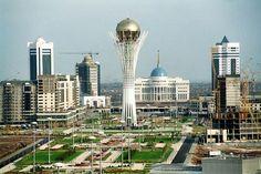 Intriguing Astana.