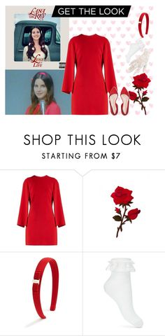 """Get the look! Lust for Life - Lana del Rey feat. The Weeknd"" by rarah-chan ❤ liked on Polyvore featuring Givenchy, Salvatore Ferragamo, Miss Selfridge and Black"