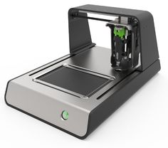 Voltera V-One - PCB 2 Layer Printer, solder paste application, and SMT reflow oven. $1500 at Kickstarter price point.