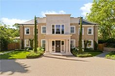 Coombe With A View, Surrey (Chesterton Humberts, £8.95m)