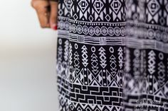 The very boho dress made from an old tank!