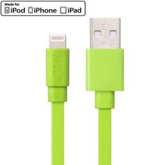 Wkae MFI 8 pin to USB Cable for iPhone 6 & 6 Plus 5 & 5S & 5C / iPad Air 2 & Air / iPad mini 3 & mini 2 & mini / iPod, Length: 1m