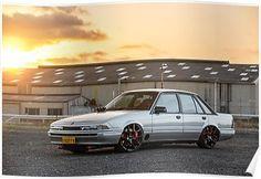 Daniel's Holden VL Calais Turbo Poster