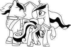 ausmalbilder my little pony 04