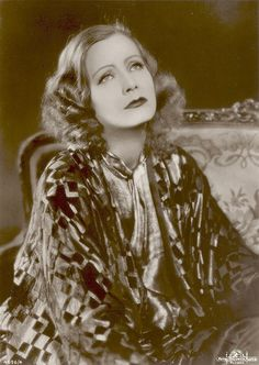 Greta Garbo, The Single Standard, 1929 (gowns by Adrian)