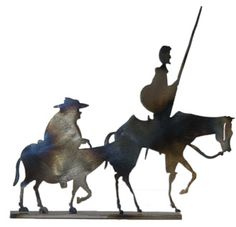 don quijote de la mancha - Google Search Pencil Art For Beginners, Illustration, Welding Art, Drawings, Watercolor Paintings, Painting, Angel Silhouette, Art, Man Of La Mancha