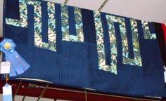 North Alabama Fair-Best of Show Quilt