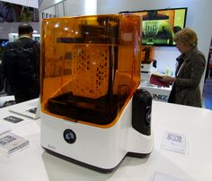 UNIZ's Resin 3D Printing Approach Shakes Things Up #3DPrinting