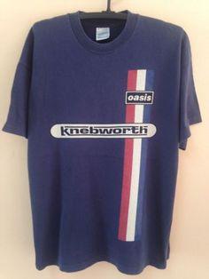 Oasis Vintage 90s T Shirt Rock BritPop Band World Tour Concert Rare Size XL in Entertainment Memorabilia, Music Memorabilia, Rock & Pop, Artists O, Oasis | eBay