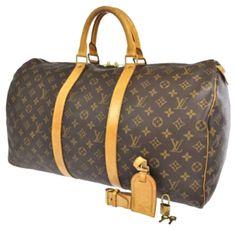 68f281cf7e2b  louisvuitton  charitybenefit  tradesy Louis Vuitton Keepall