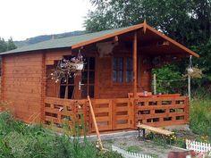 Casute din lemn & Casute de gradina Home Fashion, Cabana, Tiny House, Shed, Outdoor Structures, House Styles, Interior, Home Decor, Homes