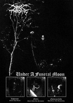 Darkthrone - Under A Funeral Moon