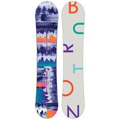 BURTON 2016 WOMENS FEATHER FLAT TOP - Snowboards - Hardgoods - Womens - Calgary, Edmonton and Red Deer