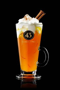 Hot apple pie 43 Puur Recepten - Licor 43