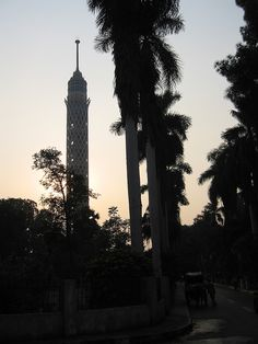 Cairo Tower, Cairo, Egypt