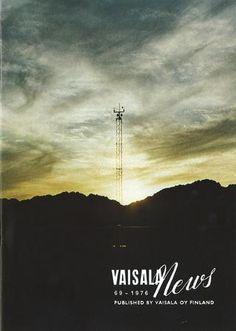Vaisala News 69 1976 Finland, News, Movie Posters, Film Poster, Popcorn Posters, Film Posters