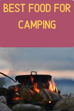 One of the best things about camping is the food. Learn how to choose the best options for food while out camping. Best Camping Meals, First Time Camping, Diy Camping, Tent Camping, Camping Hacks, Camping Gear, Camping Supplies, Ways To Travel, Camping Essentials