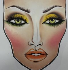 By ThuyleMua #facechart