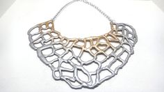 #collares de #silicon # polimero un estilo elegante para la #mujer #actual #accesorios únicos creados para ti #bisuteria #prendas #caracas #venezuela #moda #fashion www.gscmoda.com