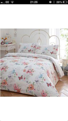 Bedding. Butterfly BedroomWhite ButterflyDebenhamsGarden ...