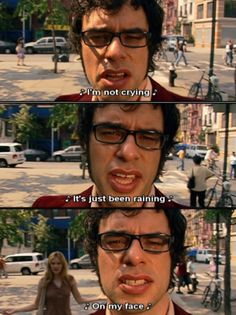 flight of the conchords :)  i'm cooking a lasagna... For one.