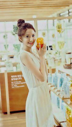 Cute Yoona  #SNSD #GirlsGeneration #GG #Soshi #Yoona # 潤娥