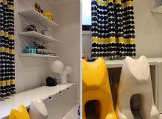 Vauhtivekarat et le boom de la garde-robe de la mère: Lego étagère de rangement IKEALTA